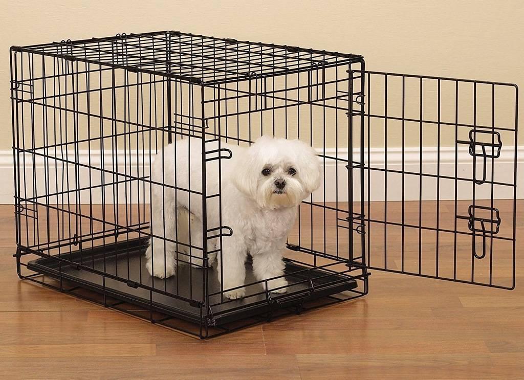 Советы по выбору и инструкция по самостоятельному изготовлению вольеров для собак в квартиру