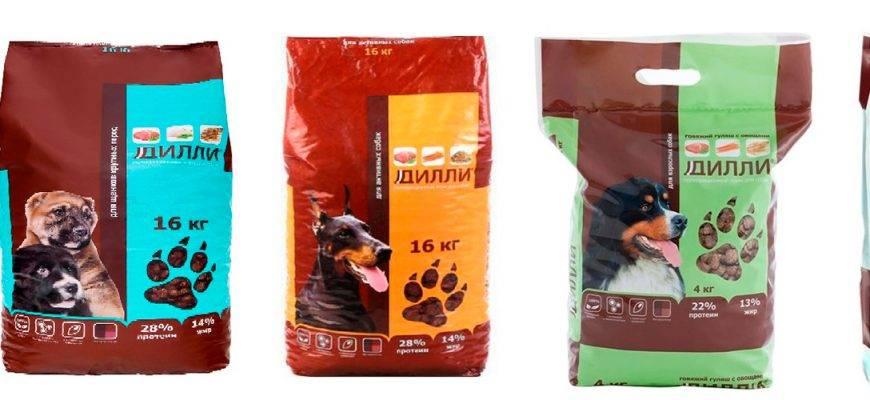 Сколько сухого корма давать собаке в день?