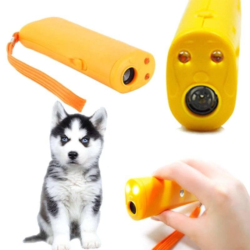 Ультразвуковой отпугиватель собак. схема действия.