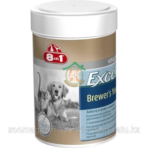 Витамины «8 в 1» для собак: отзывы, описание, цена - петобзор