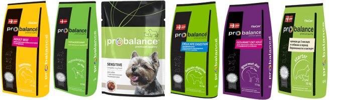 Корм пробаланс для собак: отзывы покупателей и ветеринаров, обзор и состав