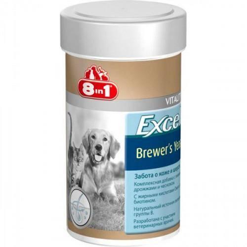 Мультивитамины для собак excel 8 в 1: основные особенности продукции, виды и назначение витаминов