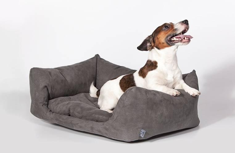 Лежанка для собаки больших размеров для крупных пород