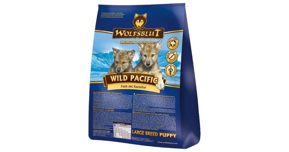 Корма для собак wolfsblut (волчья кровь)