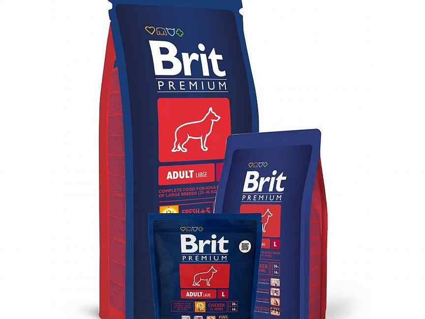 Brit корм для собак – отзывы специалистов и подробный анализ состава