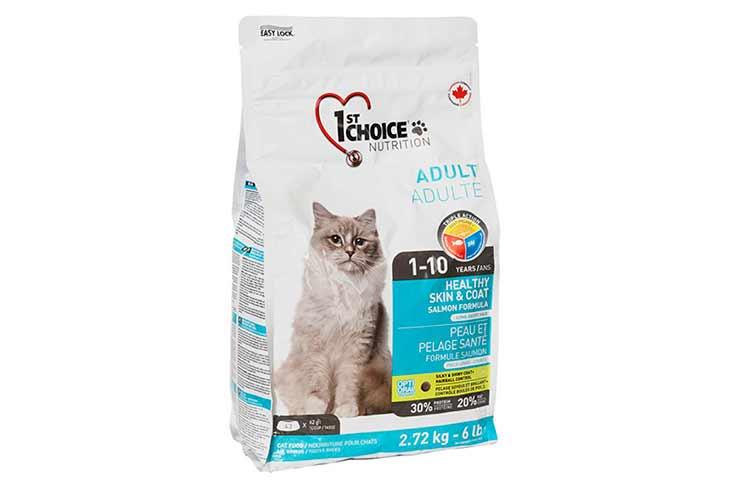 1st choice для кошек: ассортимент, состав, отзывы ветеринаров, цена, консервы