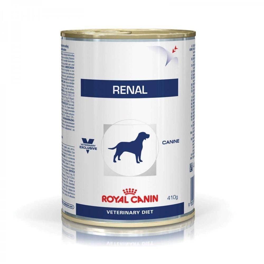 Инструкция по применению и обзор кормов ренал от royal canin для котов - котопес