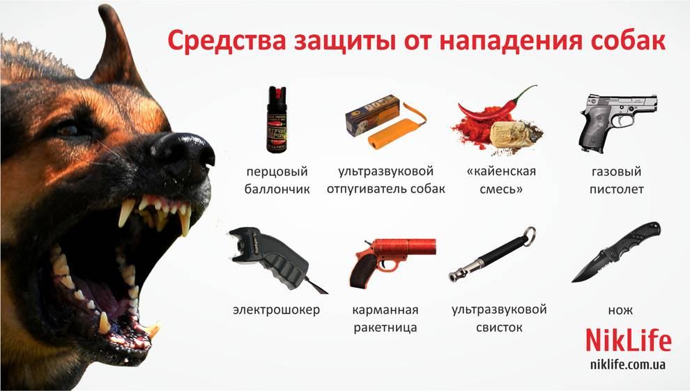Топ-9 перцовых спреев и баллончиков для самообороны