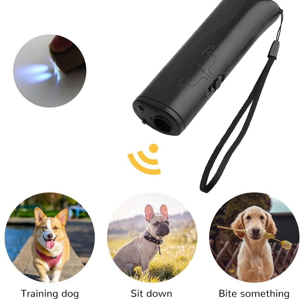 Поможет ли ультразвуковой свисток против бродячих собак?